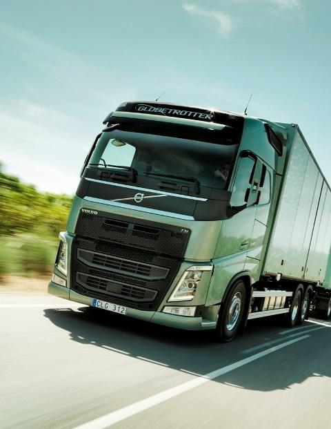 Новый Volvo FH выиграл одну из самых престижных наград – «If product design awards».