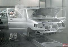 Восьмикратный прогресс: УАЗ увеличивает коррозионную стойкость машин