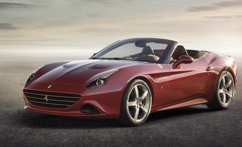 Новая модель Ferrari