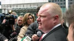 Полиция выписала штраф мэру Торонто за переход улицы в неположенном месте