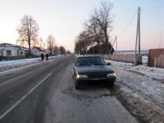 В Кореличском районе под колесами оказался ребенок