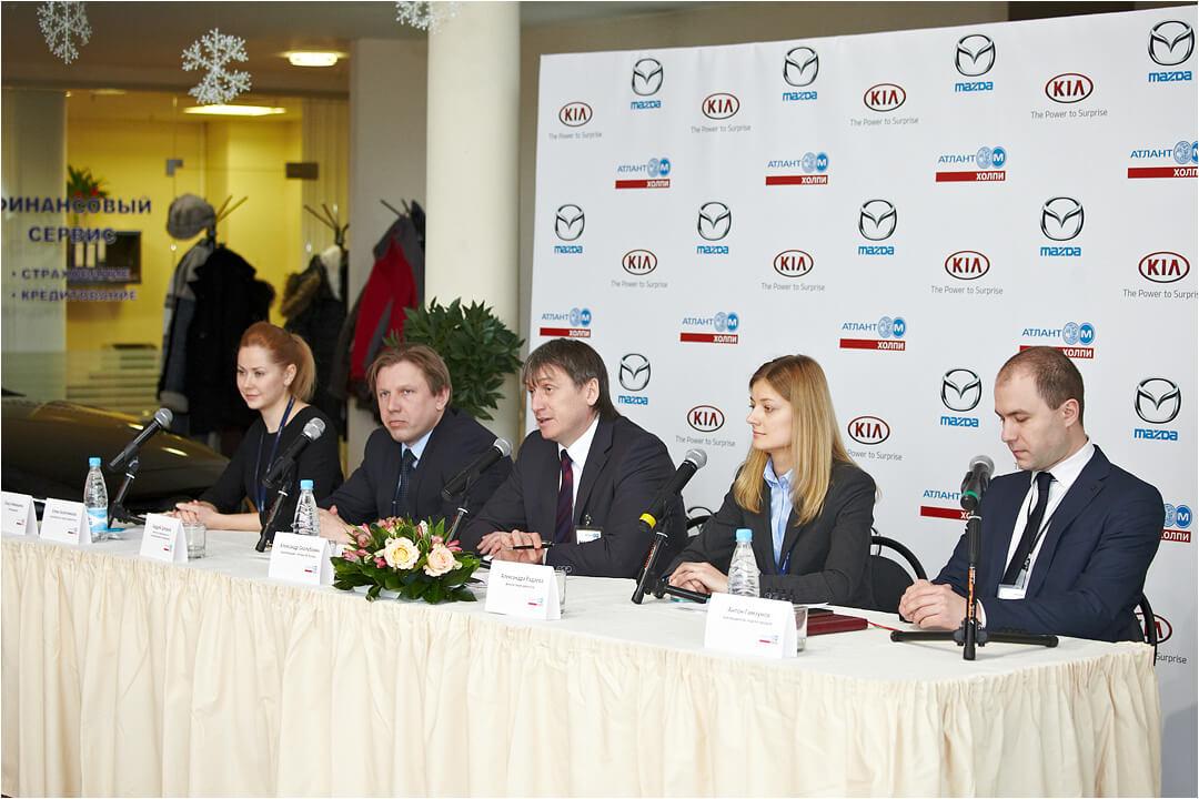 итоги, 2013, Атлант-М Холпи, рынок, автомобильный, Mazda, KIA