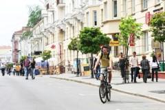 Улица Карла Маркса в Минске перестанет быть пешеходной