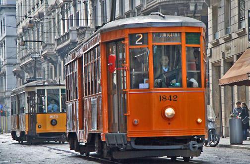 парад, трамваи, старинные трамваи, Москва, 12 апреля