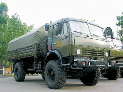 КАМАЗ, Майдан, захват, грузовики