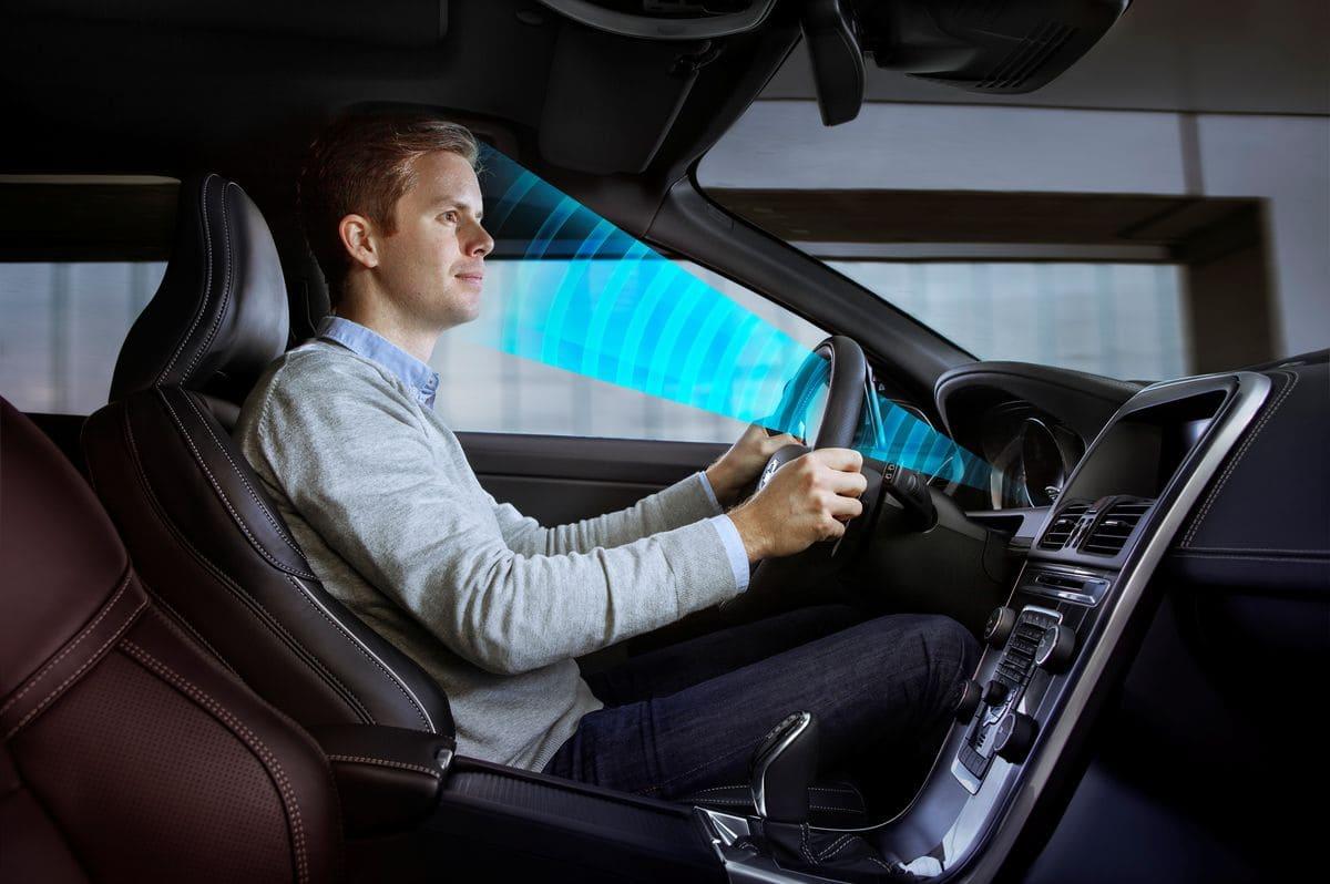 volvo, вольво, узнавать, автомобиль, хозяин, водитель, система