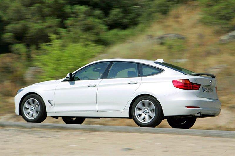 Сравнительный тест автомобилей Audi A5 Sportback и BMW 3 GT