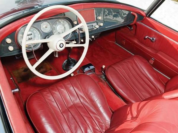 редкий BMW 507 Series II Roadster 1954 года