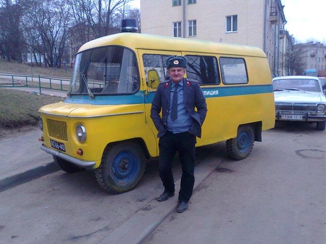 Nysa 522  и ее владелец В.Терешко