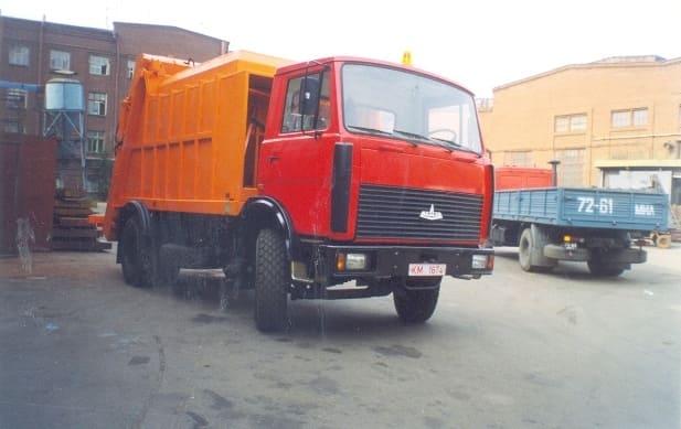 Мусоровоз МАЗ-5809