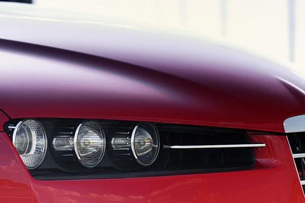 фары, модели фар, Alfa Romeo 159/Brera