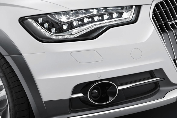 фары, модели фар, Audi Sport Quattro
