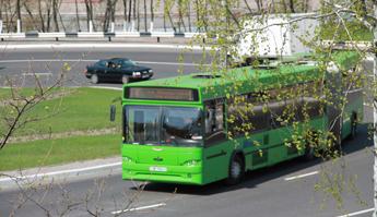 автобусы городского маршрута