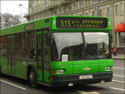 Проездные на экспрессные автобусы