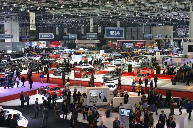 автосалон,автошоу,Женева,новинки, автомобили,автопроизводители