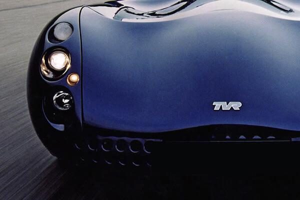 фары, модели фар, TVR Tuscan