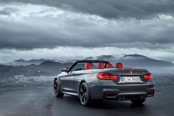 BMW представило кабриолет М4