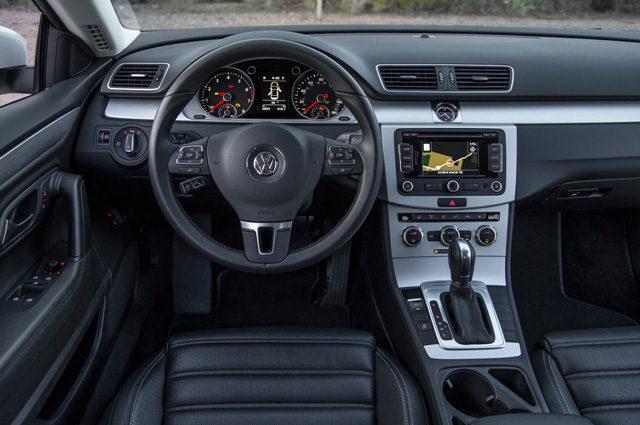 Сравнительный тест автомобилей BMW 3, Buick Regal, Mercedes CLA и Volkswagen CC