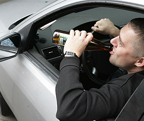 пьяных за рулем стало меньше