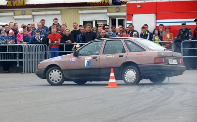 Чемпионат в Слуцке