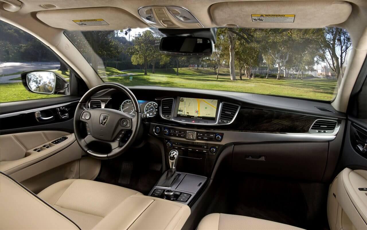 рейтинг интерьеров автомобилей