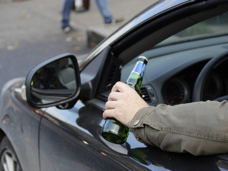пьяный водитель отомстил жене