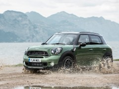 Mini Countryman освежился