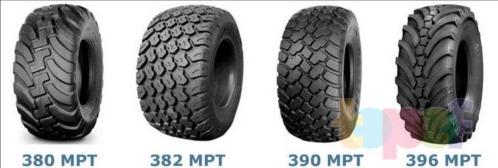 шины от Alliance Tire Group