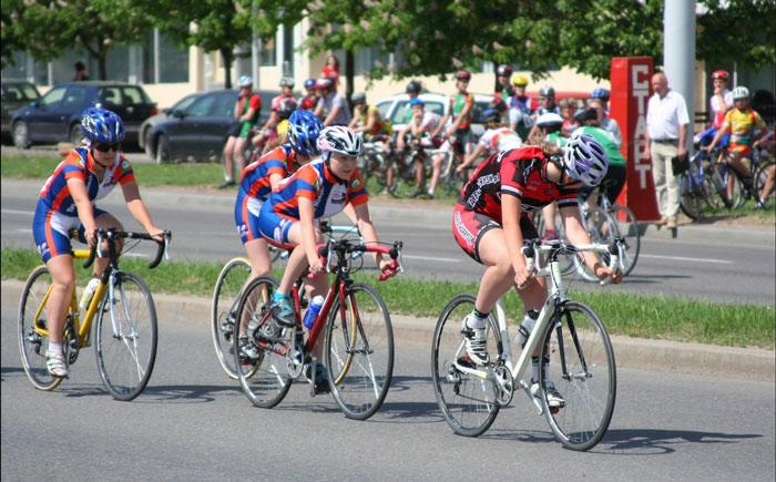 Велопарад в Минске