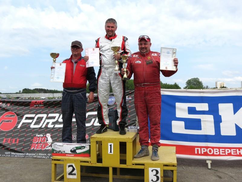 трековые гонки в Беларуси
