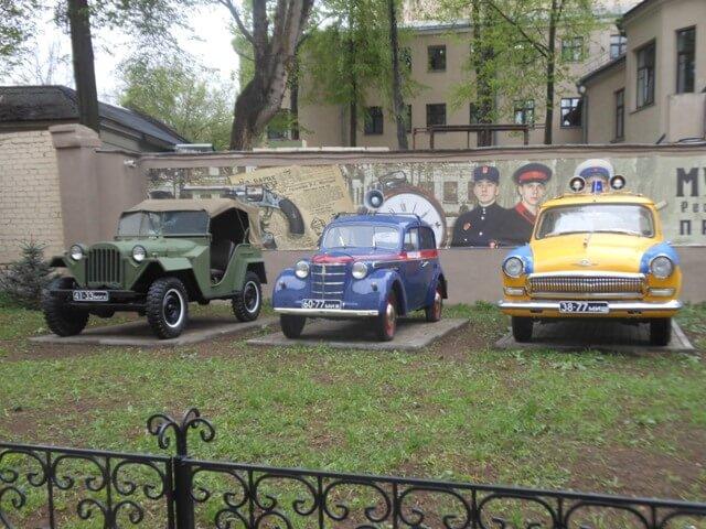 выставка автомобильной техники
