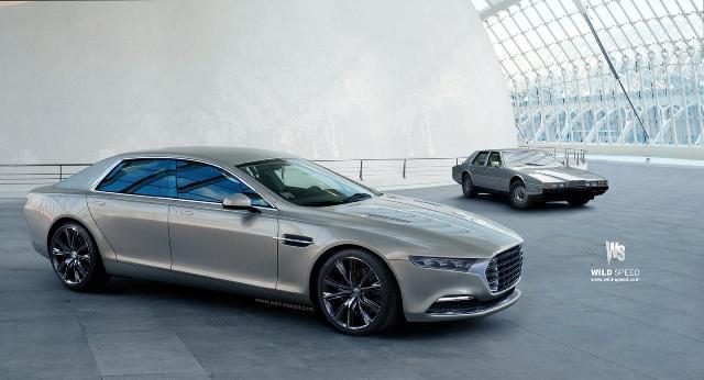 Aston Martin возродит «Лагонду»