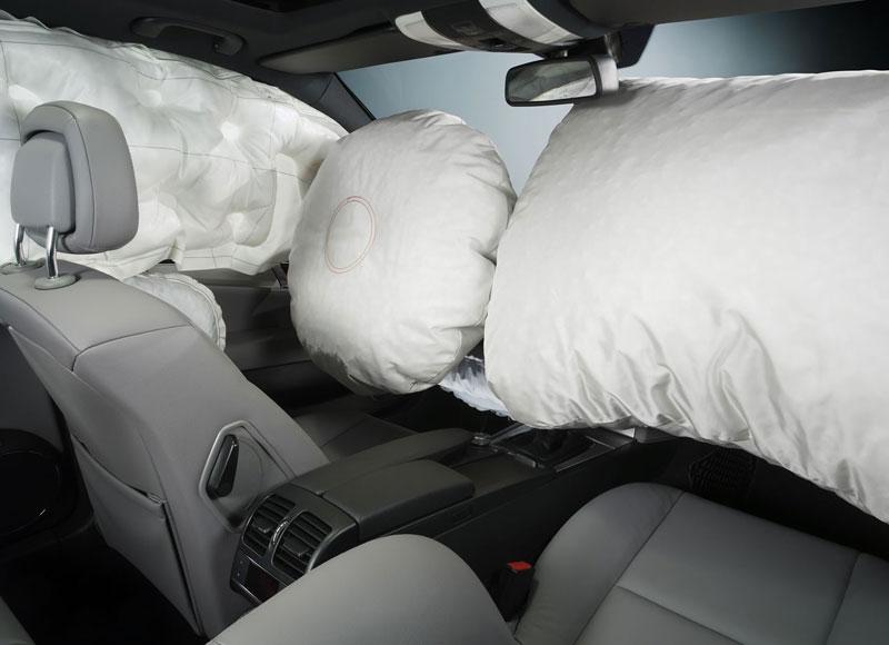 самовзрывающиеся подушки безопасности