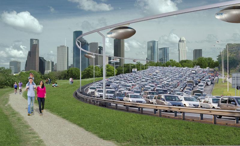 новый вид транспорта в Тель-Авиве