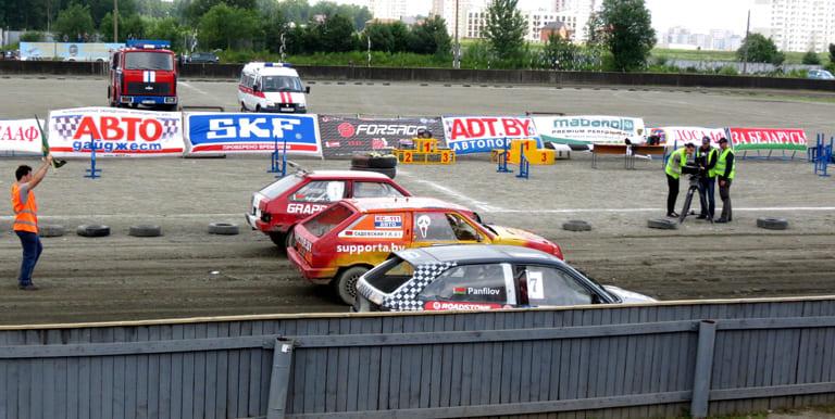 Большие гонки 2014 2 этап