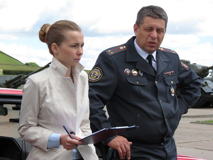 конкурс ГАИ Минской области