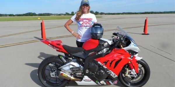 новый рекорд женской скорости
