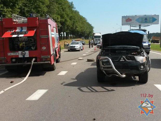 беременная женщина пострадала в аварии