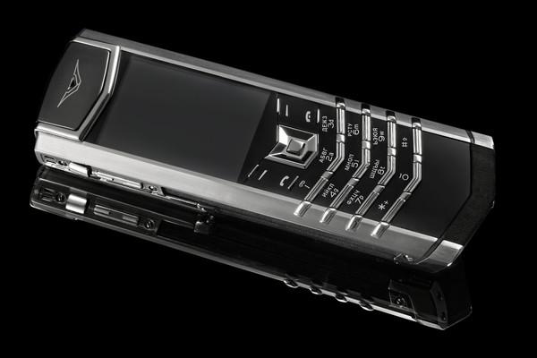 телефон под маркой Bentley