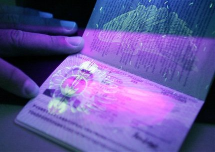 в Израиль будут пускать по биометрическому паспорту