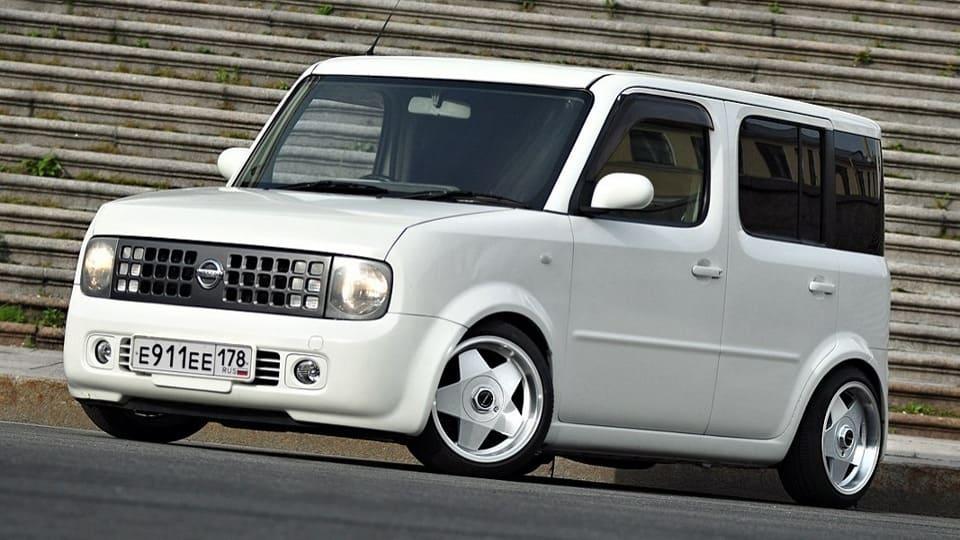 Nissan, Ниссан, Cube, исчезнуть