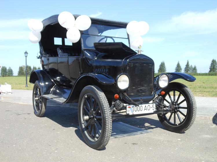 раритет Форд-Т