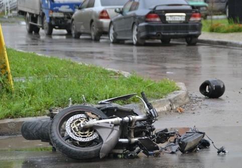 мотоциклист сбил пешехода в Кобрине