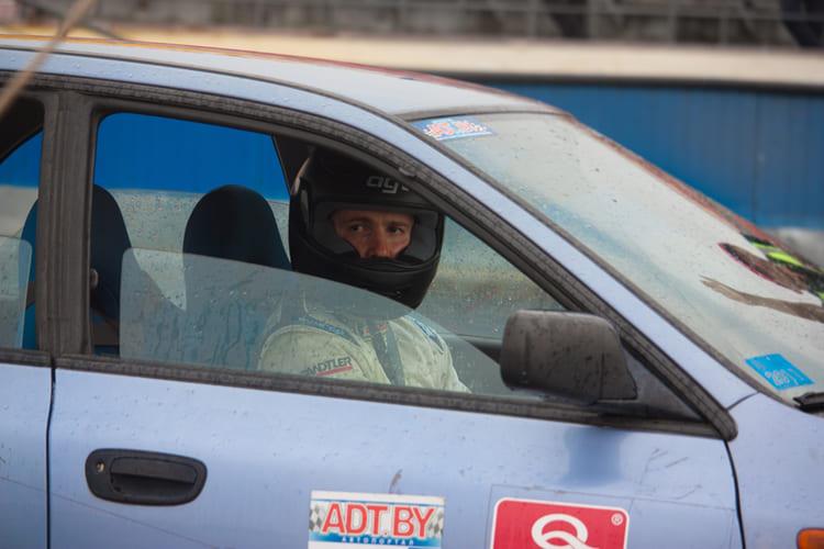 скоростное маневрирование в Пинске 2014