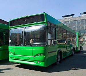 Автобусный маршрут № 191