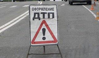 авария в Лунинецком районе