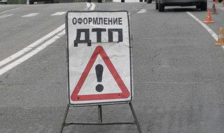 камаз, пешеход, авария