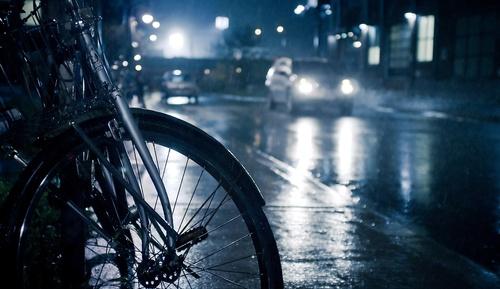 велосипедист, Россия, насмерть, сбил, автомобиль, обочина