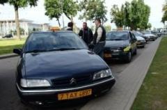 таксисты нелегалы в Минске