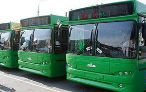 маршрут, автобус, 33, Минск